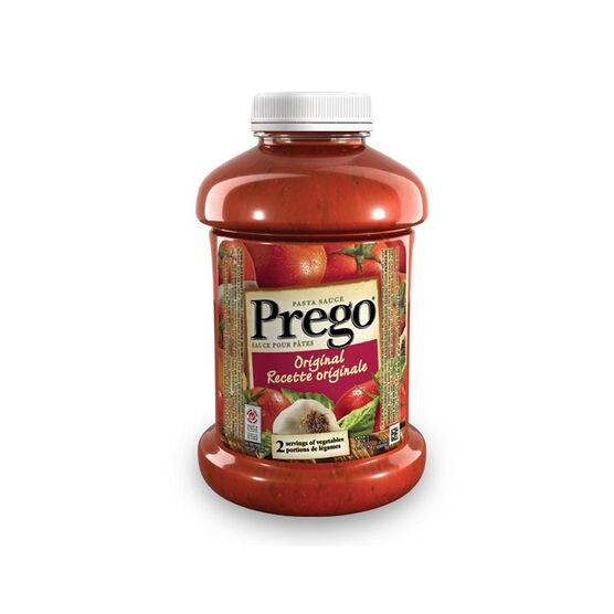 Prego Pasta Sauce - Original - 1.75L