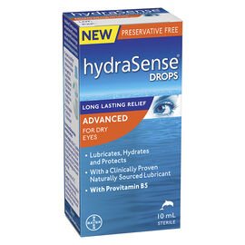hydraSense Drops Advanced for Dry Eyes - 10ml