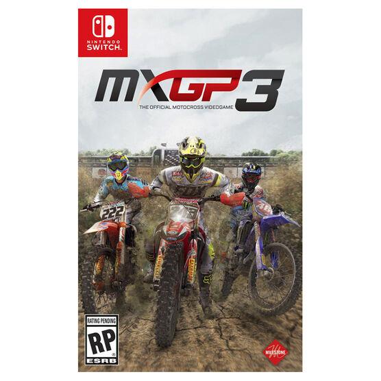 Nintendo Switch MXGP 3