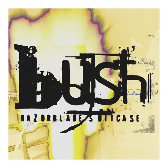 Bush - Razorblade Suitcase (In Addition) - Vinyl