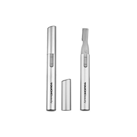 Touch Beauty Electric Ladies Trimmer - Silver/Grey