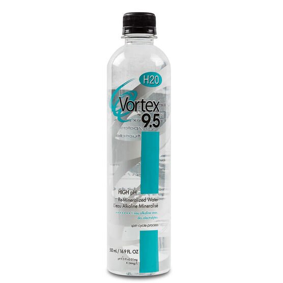 Vortex 9.5 Re-Mineralized Water - 500ml