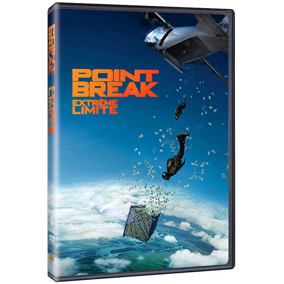 Point Break (2015) - DVD