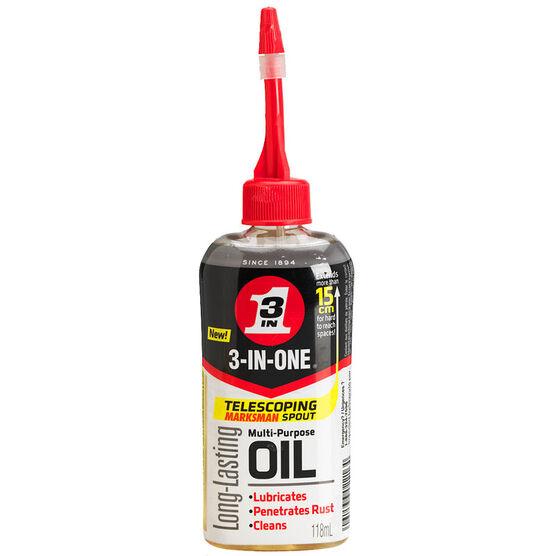 3 in one Telescoping Household oil - 18ml