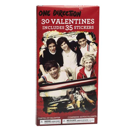 Plus Mark Valentine Cards - 1 D - 30's