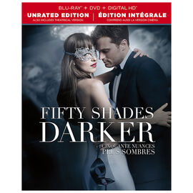 Fifty Shades Darker - Blu-ray