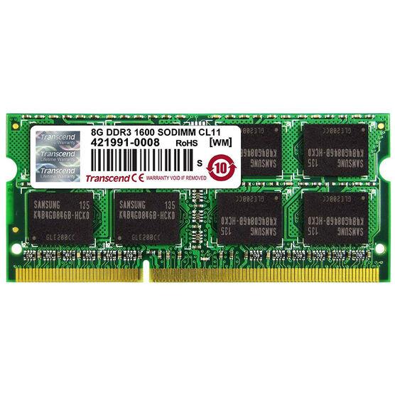 Transcend 8GB DDR3 Memory - TS1GSK64V6H