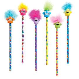 Geddes Monster Tip Topz Pencil - Assorted