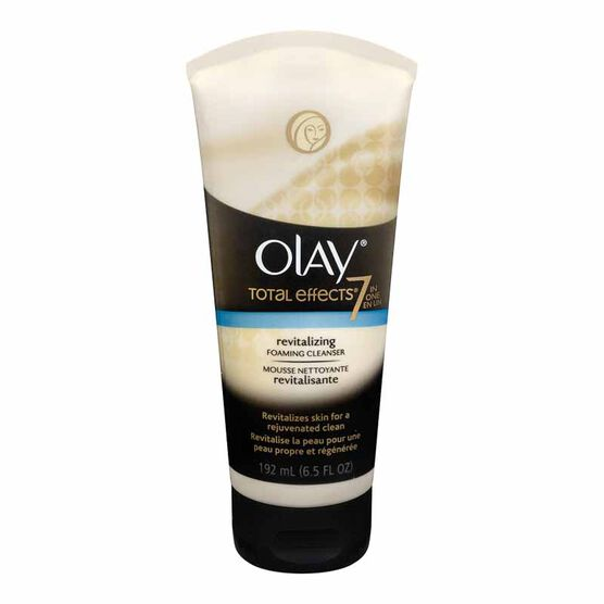 Olay Total Effects Revitalizing Foaming Cleanser - 192ml