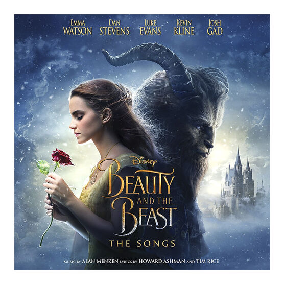 Soundtrack - Beauty and the Beast (2017) - Vinyl
