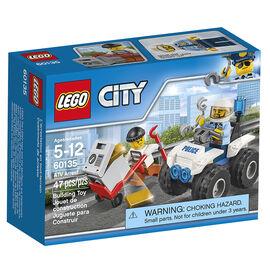 Lego City ATV Arrest - 60135