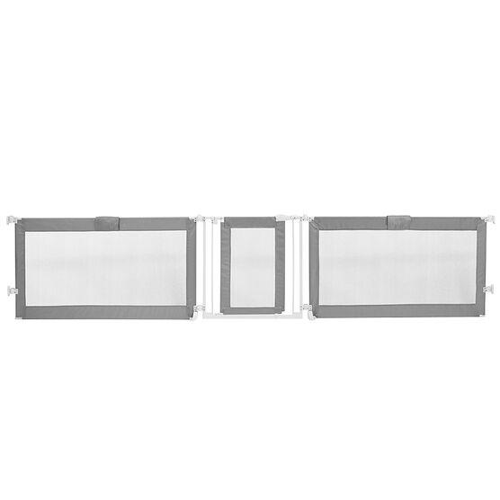 Summer Infant Custom Fit Gate - Grey - 27684
