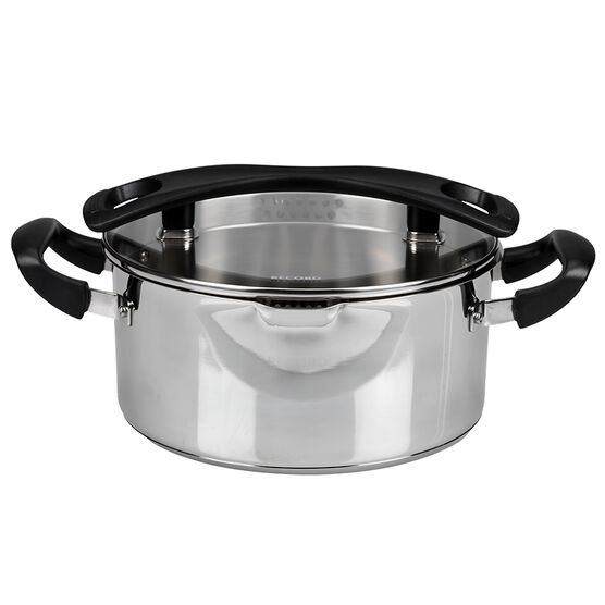 London Drugs Stainless Steel Pasta Pot - 5qt