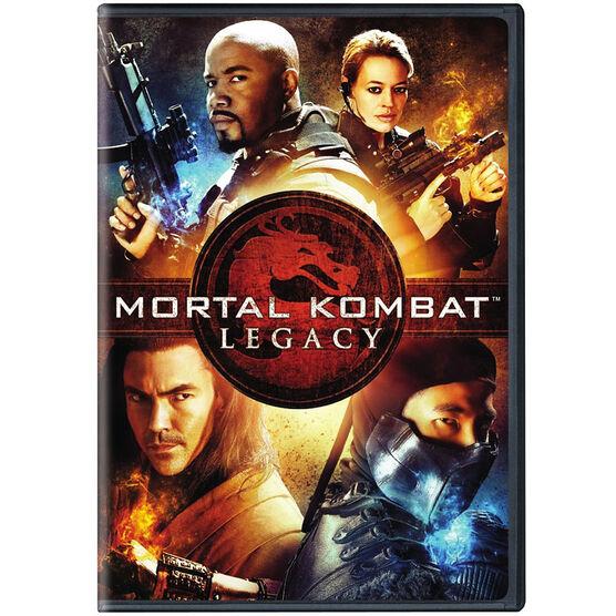 Mortal Kombat: Legacy - DVD
