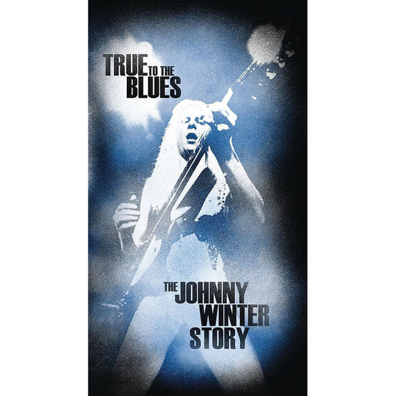 Johnny Winter - True To The Blues: The Johnny Winter Story - 4 CD