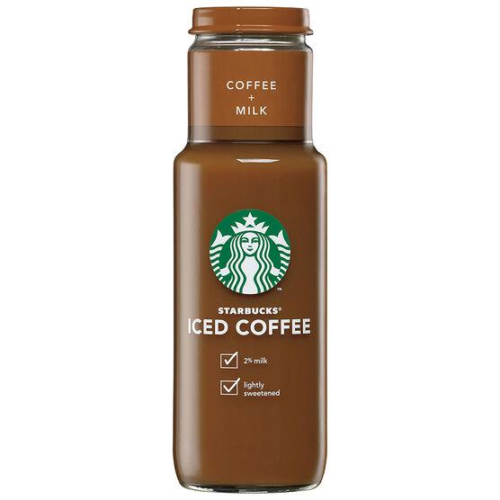 Starbucks Iced Coffee Drink - Lightly Sweetened - 325ml
