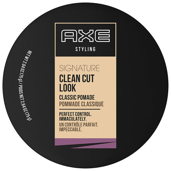Axe Clean Cut Look Pomade - 75g