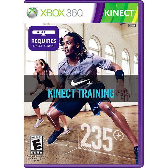 Xbox 360 Nike + Kinect Training