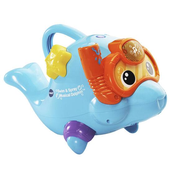 VTech Swim and Spray Musical Dolphin