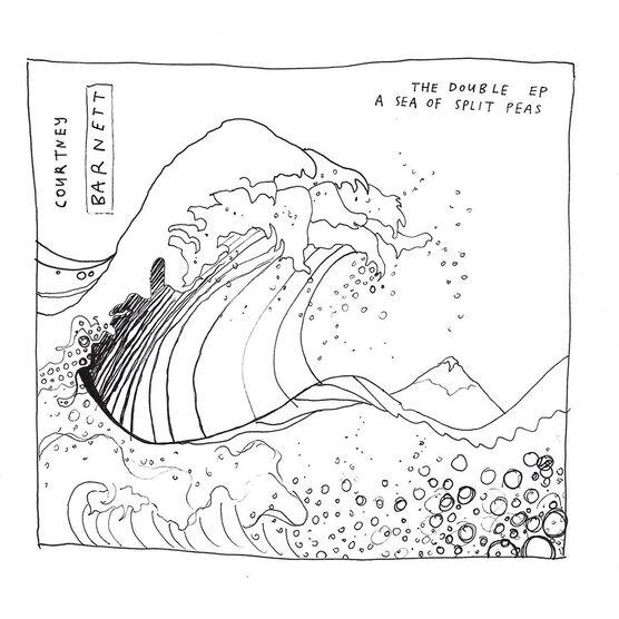 Barnett, Courtney - The Double EP: A Sea of Split Peas - Vinyl
