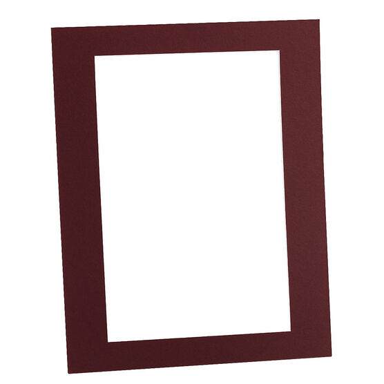 Tempo 11x14 Mat Frame - Maroon