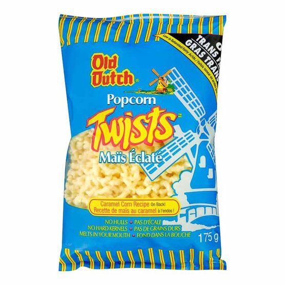 Old Dutch Popcorn Twists - 175g