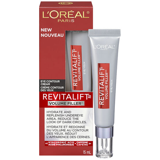 L'Oreal Revitalift Volume Filler Eye Contour Cream - 15ml