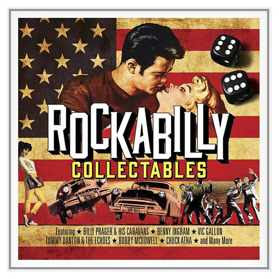 Various Artists - Rockabilly Collectables - 3 CD
