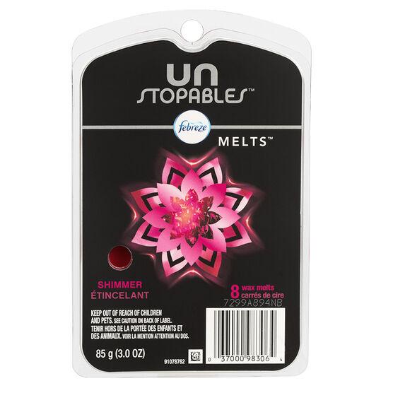 Febreze Unstopables Wax Melts - Shimmer - 85g