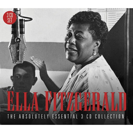 Ella Fitzgerald - Aboslutely Essential Collection - 3 CD