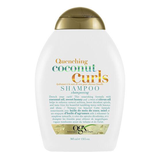 OGX Quenching Coconut Curls Shampoo - 385ml