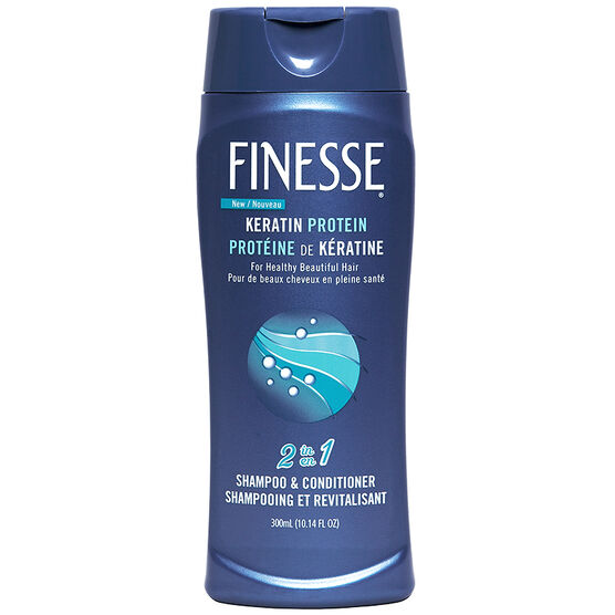 Finesse 2 in 1 Shampoo & Conditioner - 300ml