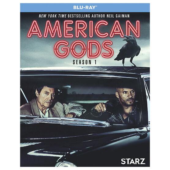 American Gods: Season 1 - Blu-ray