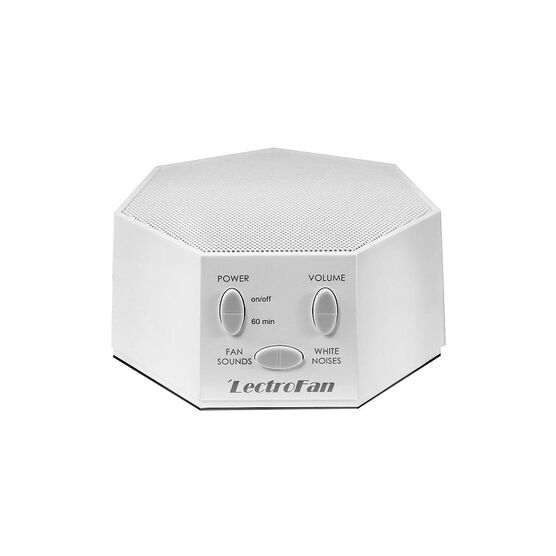LectroFan Sound Machine - White - ASM1007