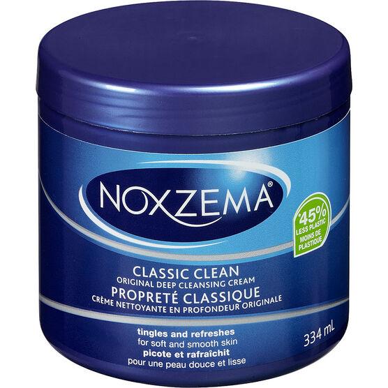 Noxzema The Original Deep Cleansing Classic Clean Cream - 334ml