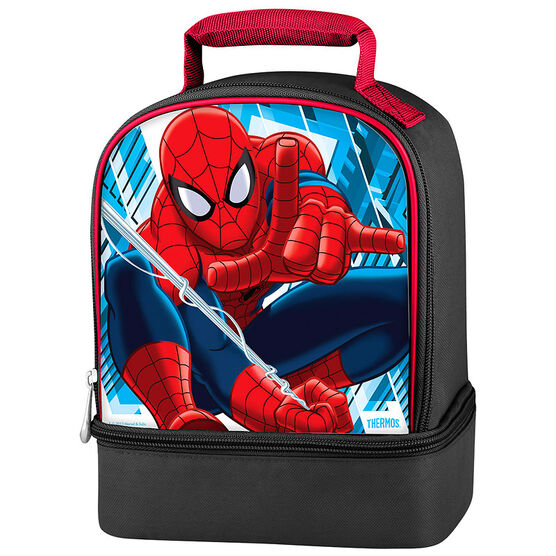 Thermos Dual Compartment Lunch Kit - Spiderman