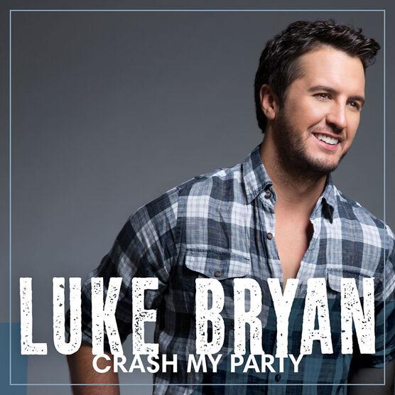 Luke Bryan - Crash My Party - CD