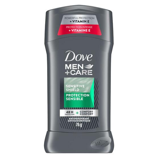 Dove Men+Care Sensitive Shield Antiperspirant Stick - 76 g