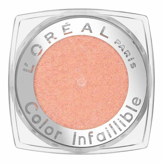 L'Oreal La Couleur Infallible Eyeshadow - Magnetic Coral