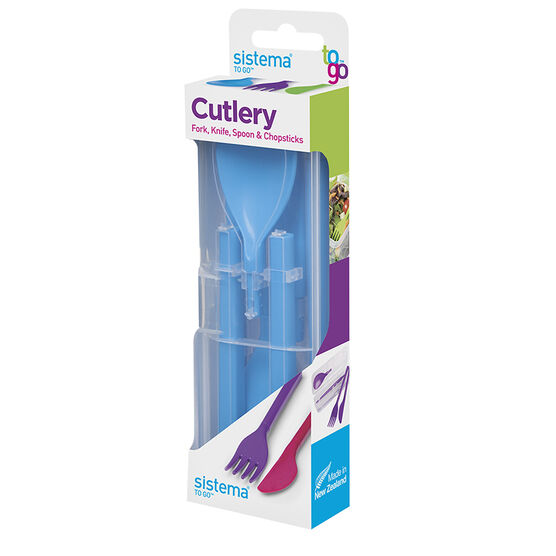 Sistema Cutlery To Go - Assorted
