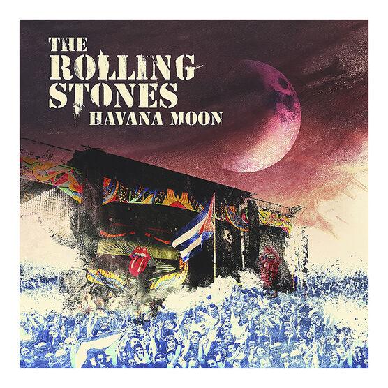 The Rolling Stones - Havana Moon - Vinyl