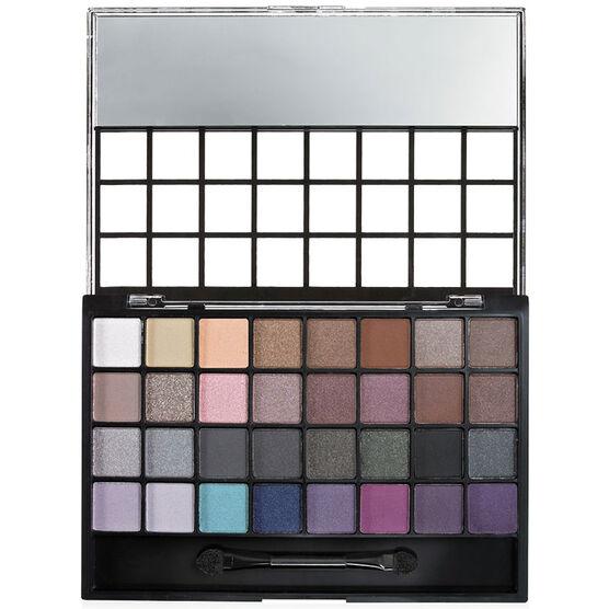 e.l.f. Studio Endless Eyes Pro Mini Eyeshadow Palette