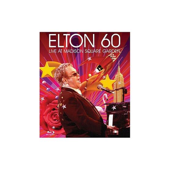 Elton John: Live at Madison Square Garden - Blu-ray