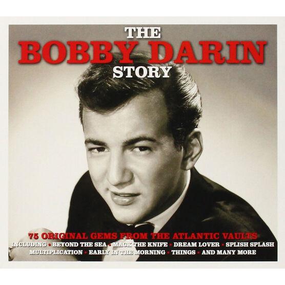 The Bobby Darin Story - 3 CD