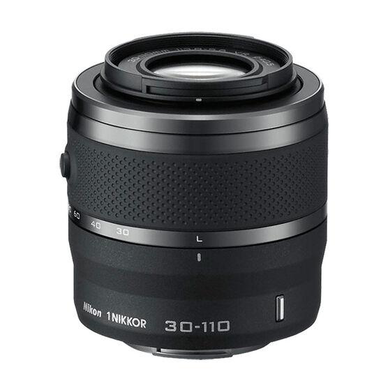 Nikon 1 VR 30-110mm f/3.8-5.6 - Black - 3312 - Open Box Display Model