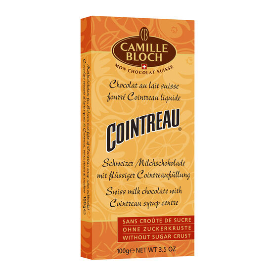 Camille Bloch Cointreau Chocolate Bar - 100g