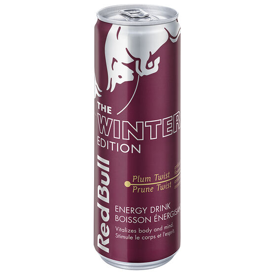 Red Bull Winter Edition Plum Twist - 355ml