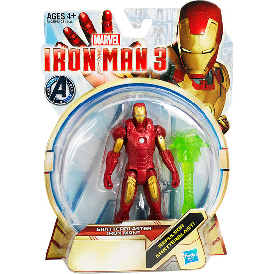 Marvel Iron Man 3 Figure - Assorted