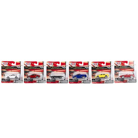 Motor Max Die-Cast Cars