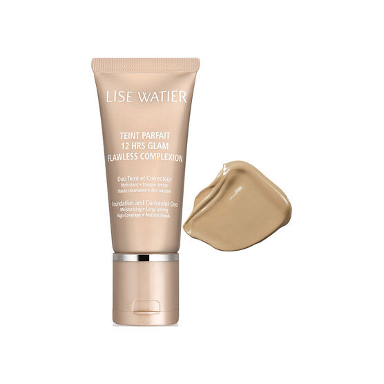 Lise Watier Teint Parfait 12 Hrs Glam Flawless Complexion Foundation and Concealer Duo